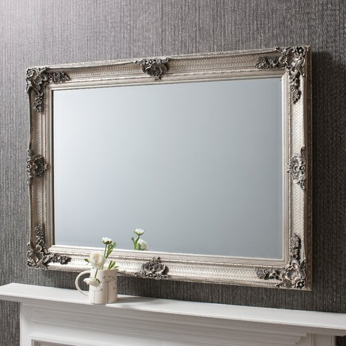 Erias home designs abbey mirror reviews wayfair for Erias home designs mirror mastic