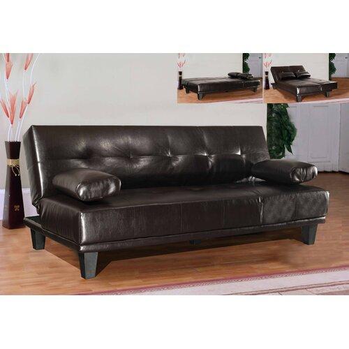 Home Loft Concepts Vicenza Convertible Sofa Amp Reviews