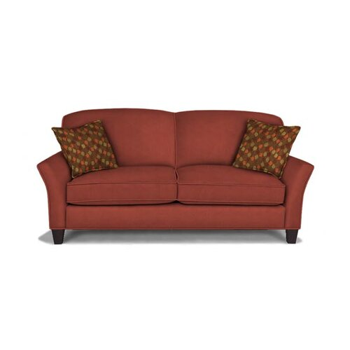 Rowe furniture capri mini sofa reviews wayfair for Sofa 45 grad