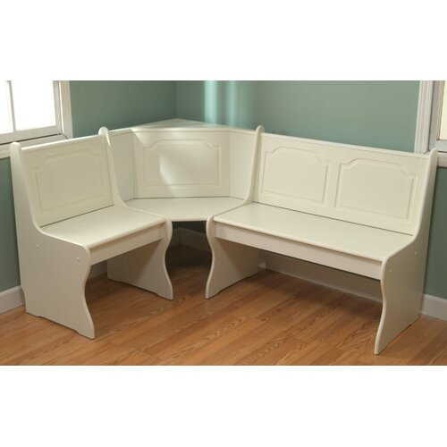 TMS Nook Corner Four Seat Bench & Reviews