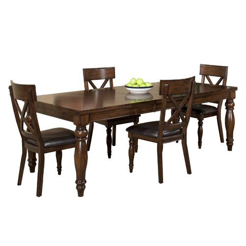 Just cabinets kingston dining table reviews wayfair for Just kitchen tables