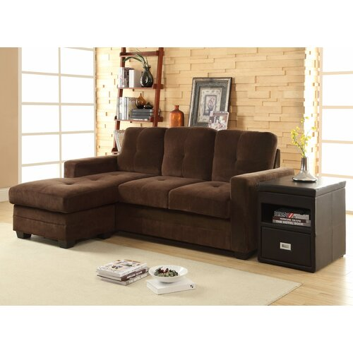 Woodhaven Hill Phelps Sectional Reviews Wayfair