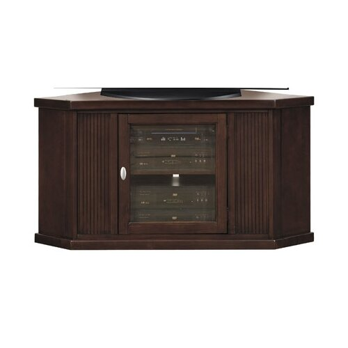 Woodhaven Hill Riley Holliday Corner Plasma Tv Stand