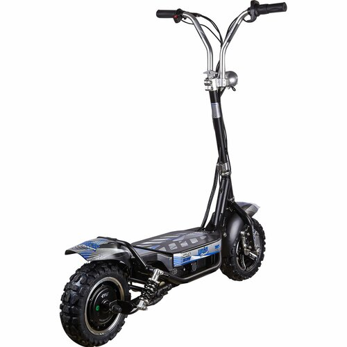 big toys 800w electric battery powered scooter reviews wayfair. Black Bedroom Furniture Sets. Home Design Ideas
