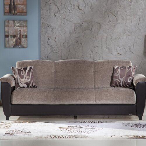 Aspen 3 Seat Convertible Sofa : Wayfair