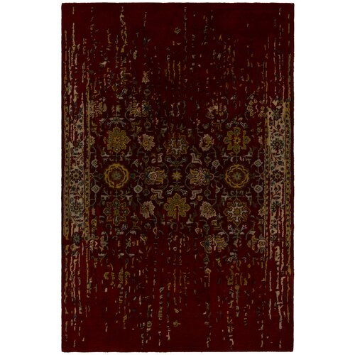Chandra Rugs Spring Brown Area Rug