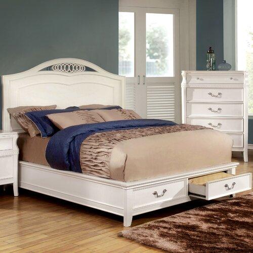 Harlow storage bed wayfair for Harlowe bed