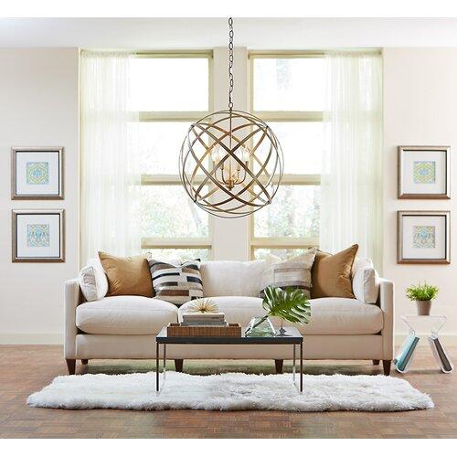 Wayfair Custom Upholstery Caroline Sofa Amp Reviews Wayfair