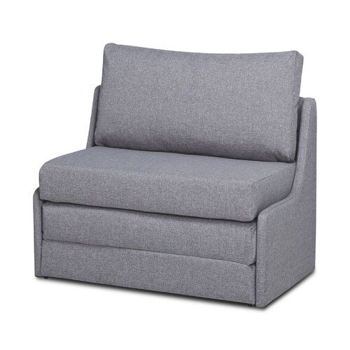 Zipcode Design Sabine Convertible Sleeper Loveseat