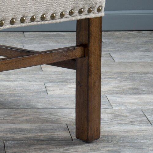 Home Loft Concepts Caden Parsons Chair Reviews Wayfair