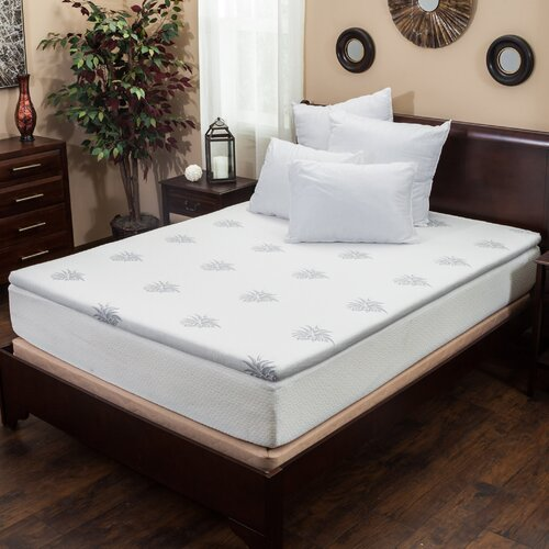 Classic Brands Engage 11 Quot Cool Gel Hybrid Mattress