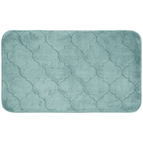 Simple Experience Ultrasoft Cushioning Underfoot With Plush Memory Foam Bath Rugs Memory Foam Absorbs Water Quickly To Keep Your Feet And Floor Dry Rugs Feature A Wedding Ring Design With A Luxurious Plush Construction And Nonskid