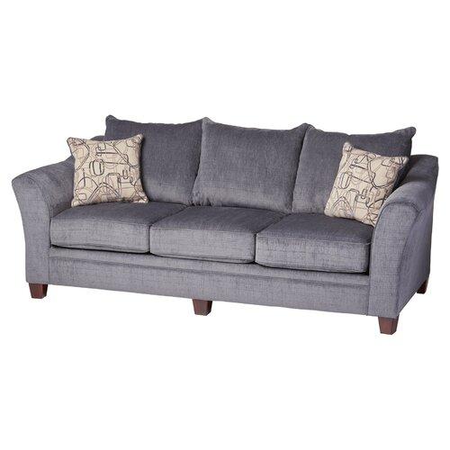 Simmons Upholstery Miracle Sofa & Reviews