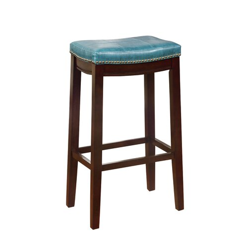 "Three Posts Cayman 26 Counter Stool Reviews: Three Posts Springport 30"" Bar Stool With Cushion"