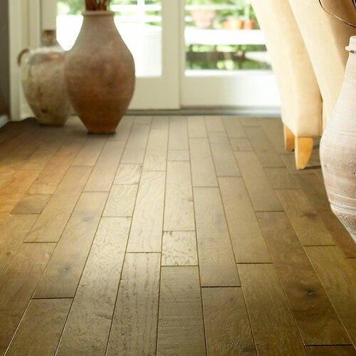 "hickory hardwood flooring valley legacy | 5"" Engineered Hickory Hardwood Flooring in Olive Branch ..."