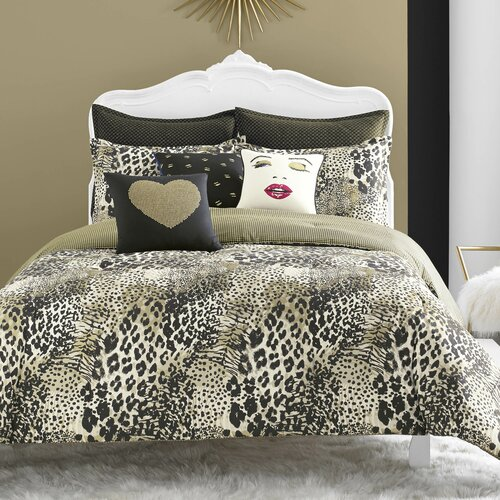 Betsey Johnson Wild Thing Comforter Collection Reviews