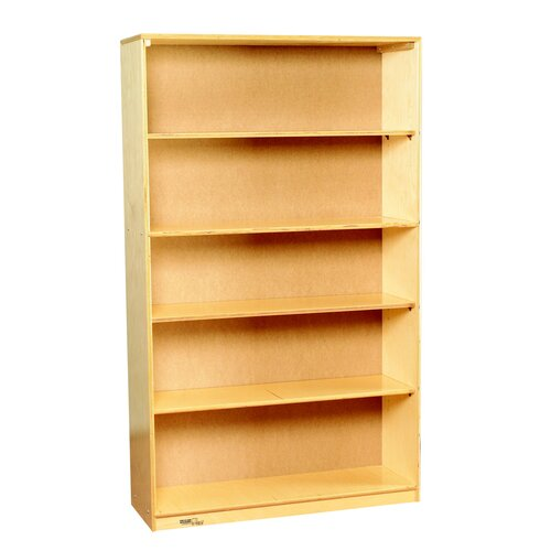 standard bookcase shelf spacing 2