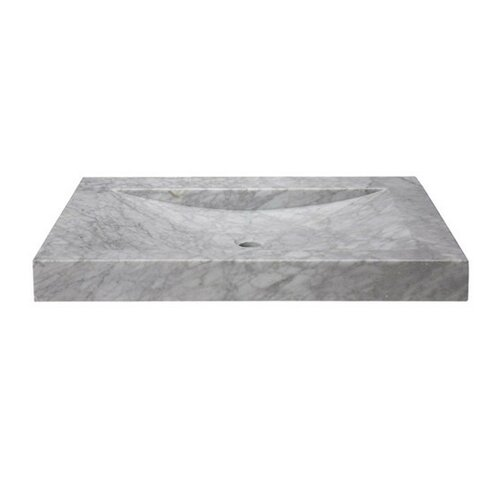 natural stone 61 vanity top for two vessel sinks by d 39 vontz