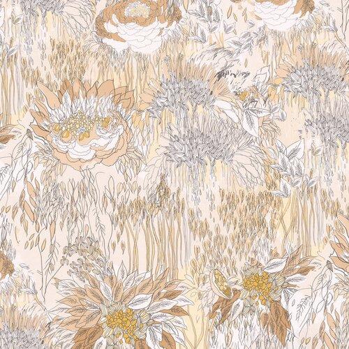 """Wall-a-Porter Vergal 33' x 21"""" Botanical Wallpaper   Wayfair"""