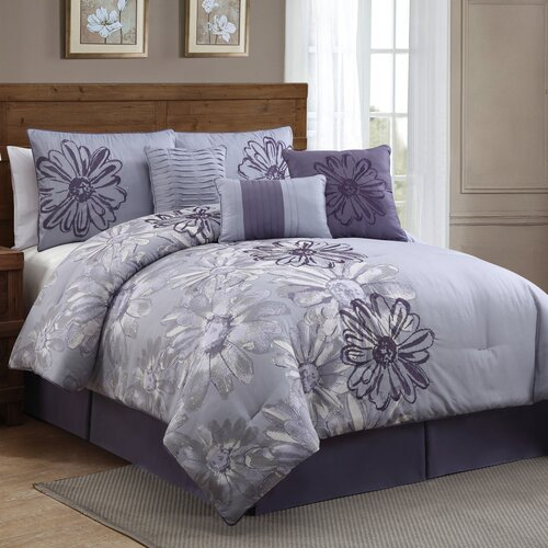 house of hampton 7 piece comforter set reviews wayfair