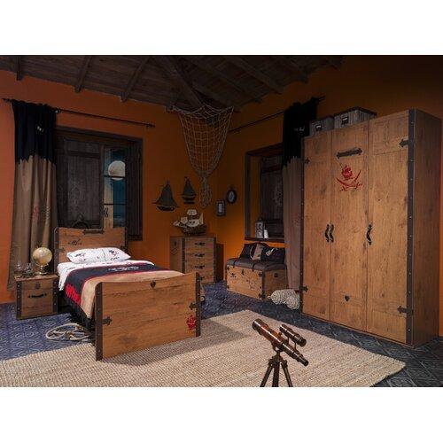 cilek pirate panel customizable bedroom set reviews
