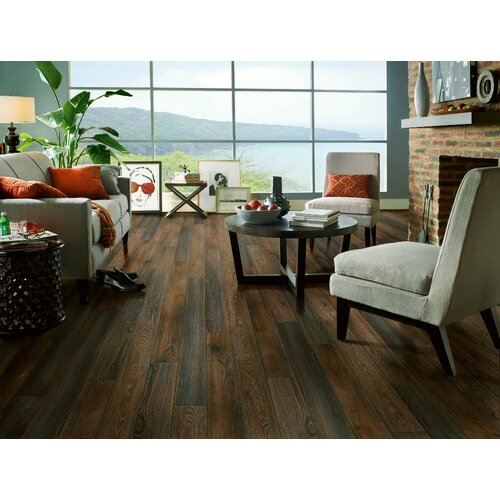 """Laminate Wood Flooring Price Per Square Foot: Armstrong Premier Classics Mountain 6.26"""" X 54.33"""" X 8mm"""