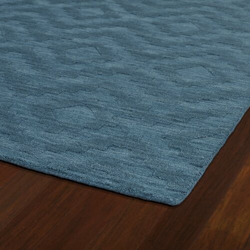 Kaleen Helena Turquoise Area Rug Reviews: Kaleen Imprints Modern Turquoise Geometric Area Rug