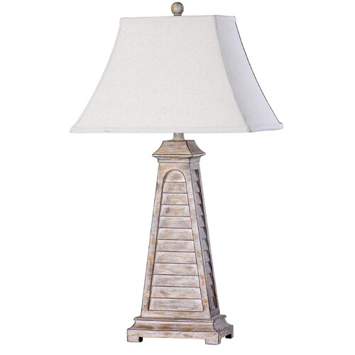 Alcott Hill Reitman 37 5 Quot H Table Lamp With Bell Shade