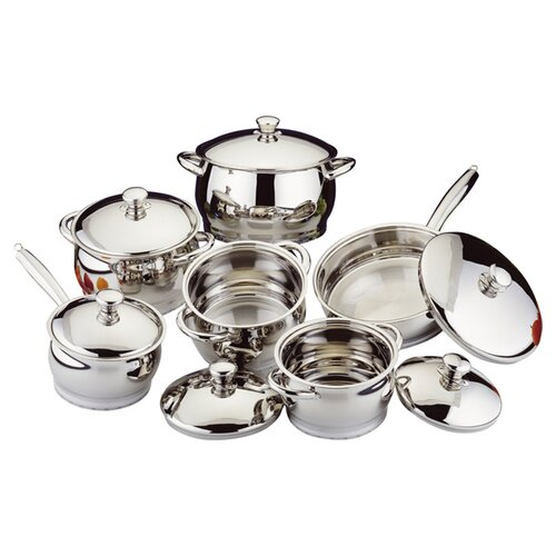 berghoff stainless steel cookware reviews