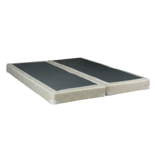 Spinal solution hollywood low profile king size box spring Low profile box spring