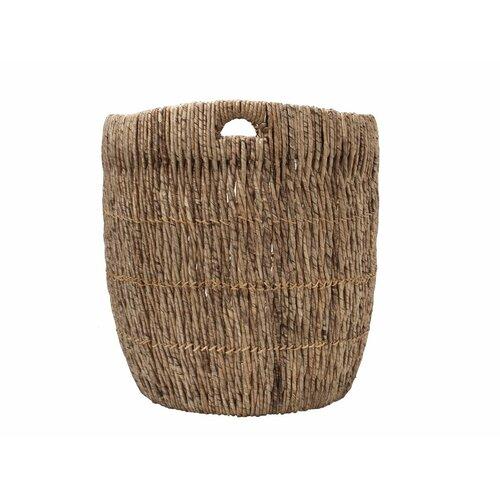 Madras Storage Baskets: Kouboo Madras Storage Basket And Indoor Planter & Reviews