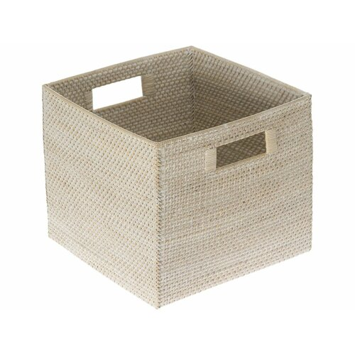 Kouboo Laguna Square Storage Basket Amp Reviews Wayfair