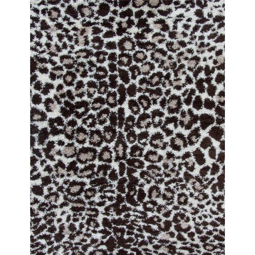 Graham And Green Zebra Rug: Persian-rugs Tobis Modern Shag Leopard Area Rug & Reviews
