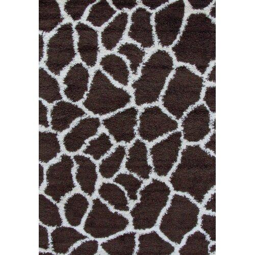 Zebra Rug Wayfair: Tobis Shag Zebra Giraffe Area Rug