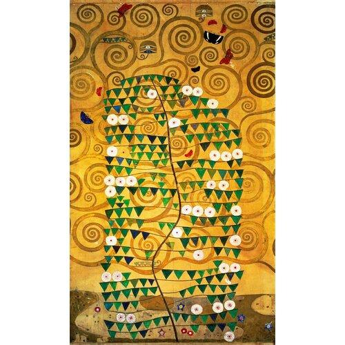 klimt tree of life 20th wall mural wayfair. Black Bedroom Furniture Sets. Home Design Ideas
