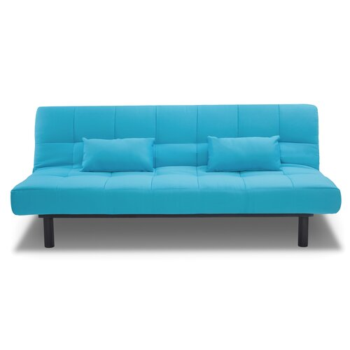 LifeStyle Solutions St. Lucia Convertible Sofa & Reviews