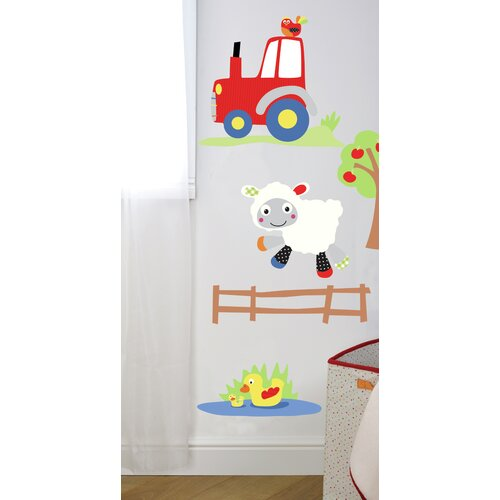 Funberry Farm Room Make Over Kit Wall Decal by Fun To See