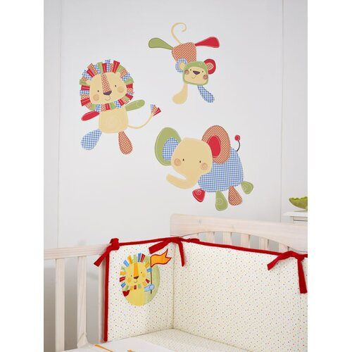 Jolly Jamboree Room Make Over Kit Wall Decal by Fun To See