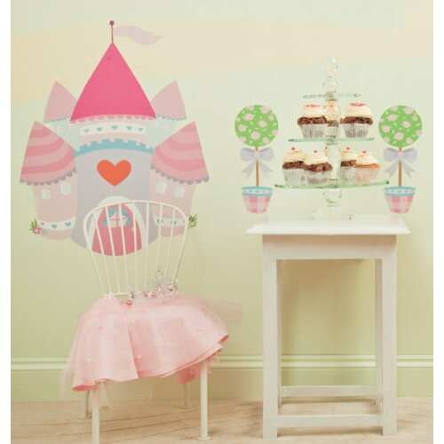 Princess Room Make Over Kit Wall Decal by Fun To See