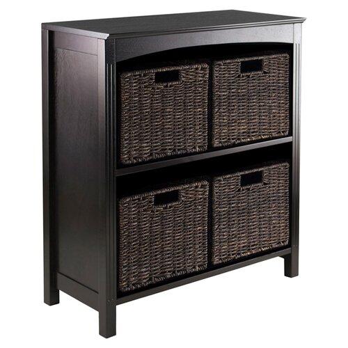 Charlton Home 4 Drawer Storage Shelf Reviews Wayfair