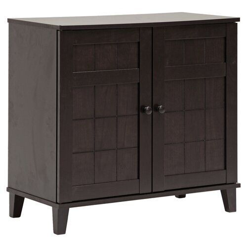 Ingleside 2 Door Shoe Cabinet