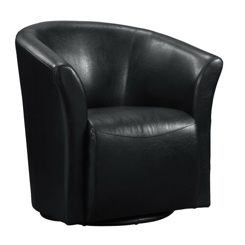 Wade Logan Swivel Arm Chair & Reviews