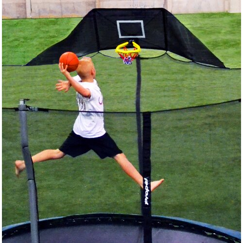 Propel Trampolines Propel Trampoline Jump N Jam Basketball