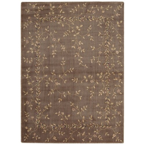 Nourison Somerset Khaki Area Rug Amp Reviews Wayfair