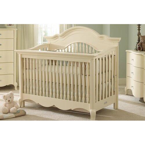 Suite Bebe Julia Lifetime 4 In 1 Convertible Crib