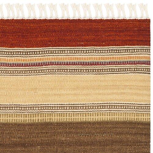 Northeast Pueblo Hand-Woven Area Rug