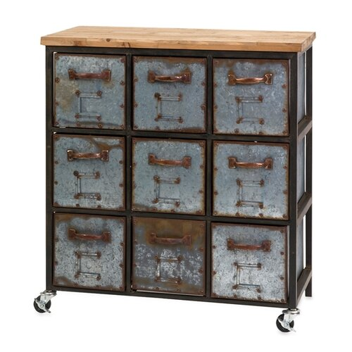 Trent Austin Design Holloway 9 Drawer Cabinet & Reviews