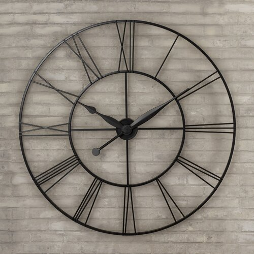 Trent Austin Design Grafton Oversized 45 Quot Xxl Wall Clock
