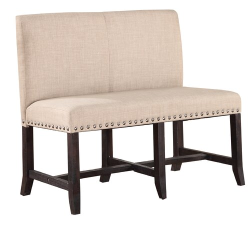 Trent Austin Design Del Rio Upholstered Kitchen Bench Reviews Wayfair