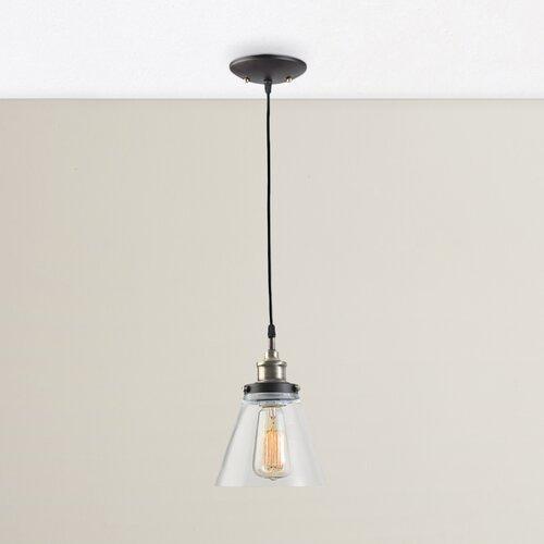 Trent Austin Design 1 Light Mini Pendant & Reviews